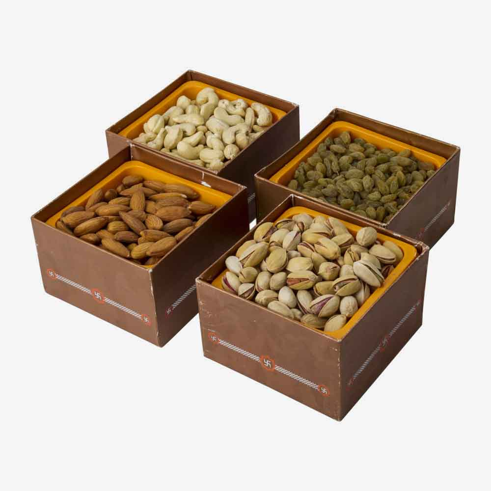 Royal Dry Fruit Jumbo Combo