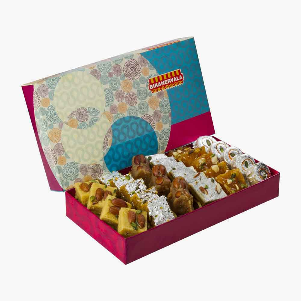 Bikanervala Assorted Delights Box