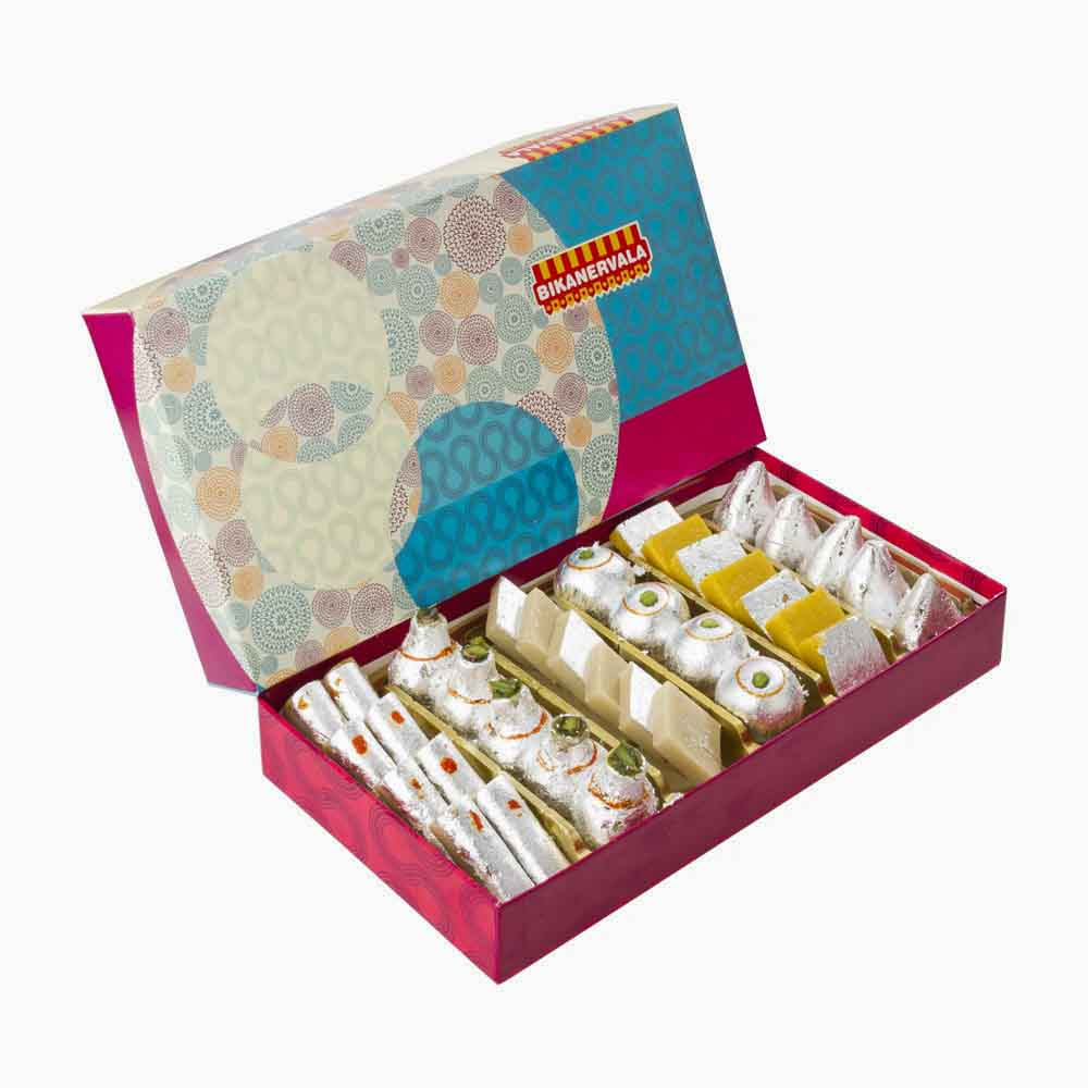 Bikanervala Exotic Delights Box
