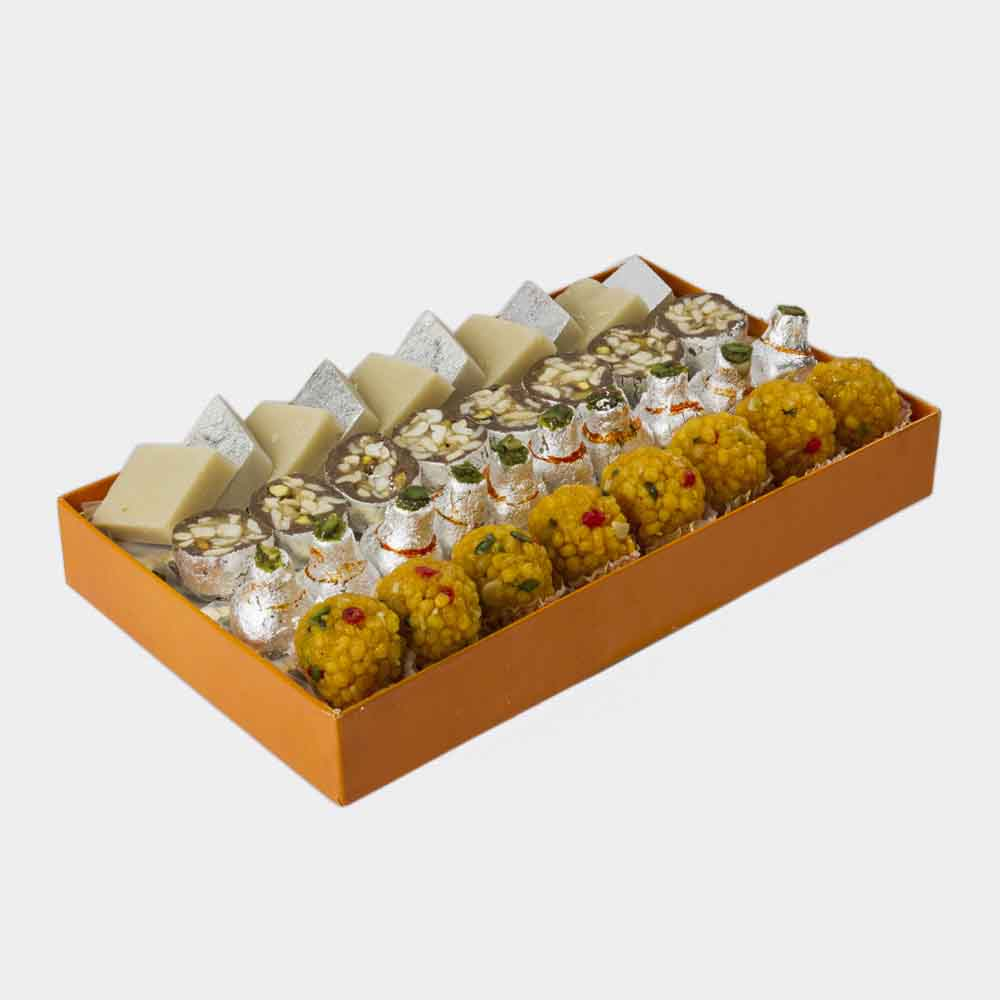 Assorted Mithai-Bikanervala Rustic Delights Selection