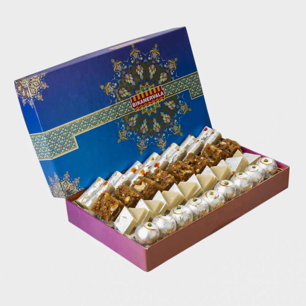 Bikanervala Royal Star Mithai Mix