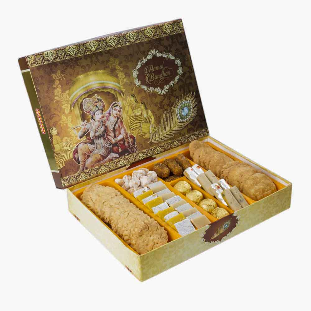 Bikanervala Indian Shagun Box