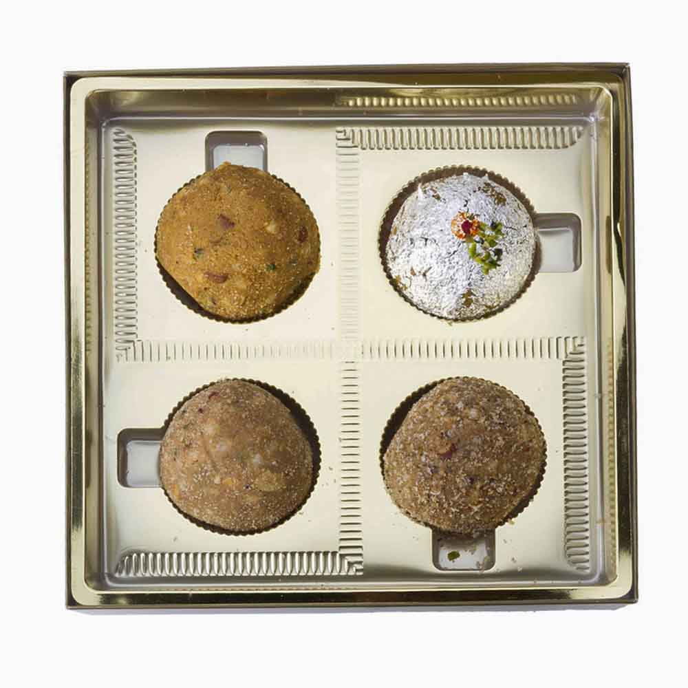 Traditional Mithai-Bikanervala Assorted Shahi Laddoo