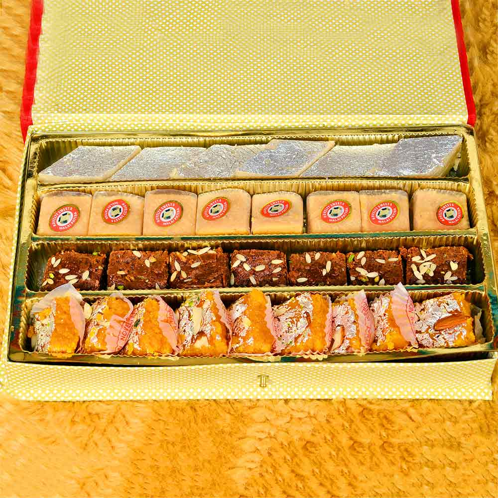 Fancy Kaju Mix Gift Box