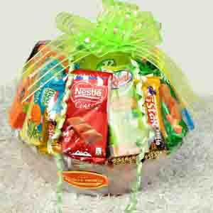 Hampers-Exclusive Confectionery Gift Basket