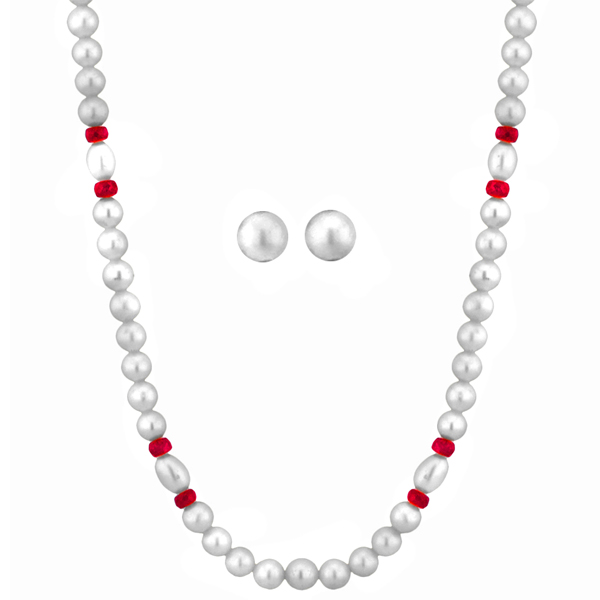 Jpearls Soma Necklace Set
