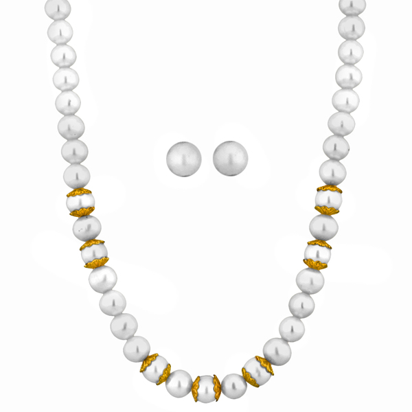 Jpearls Pearl Necklace Set