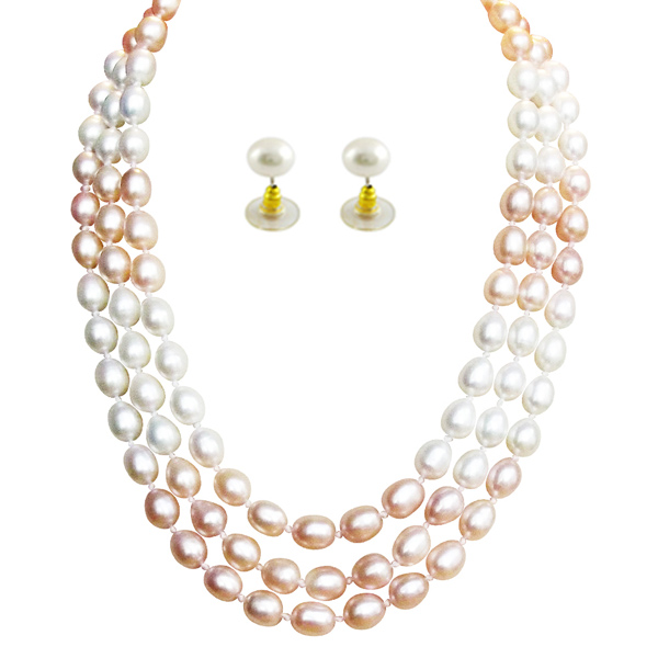 Pearl Sets-Jpearls Overwhelming Pearl Set