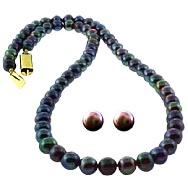 Pearl Sets-Jpearls Simply The Pearl Necklace