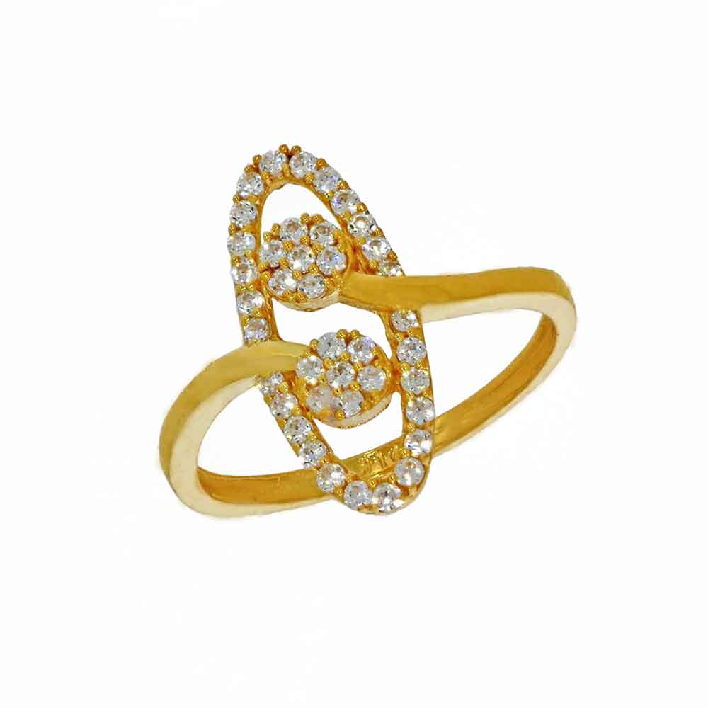 Gold-22kt Gold Wonderful Finger Ring