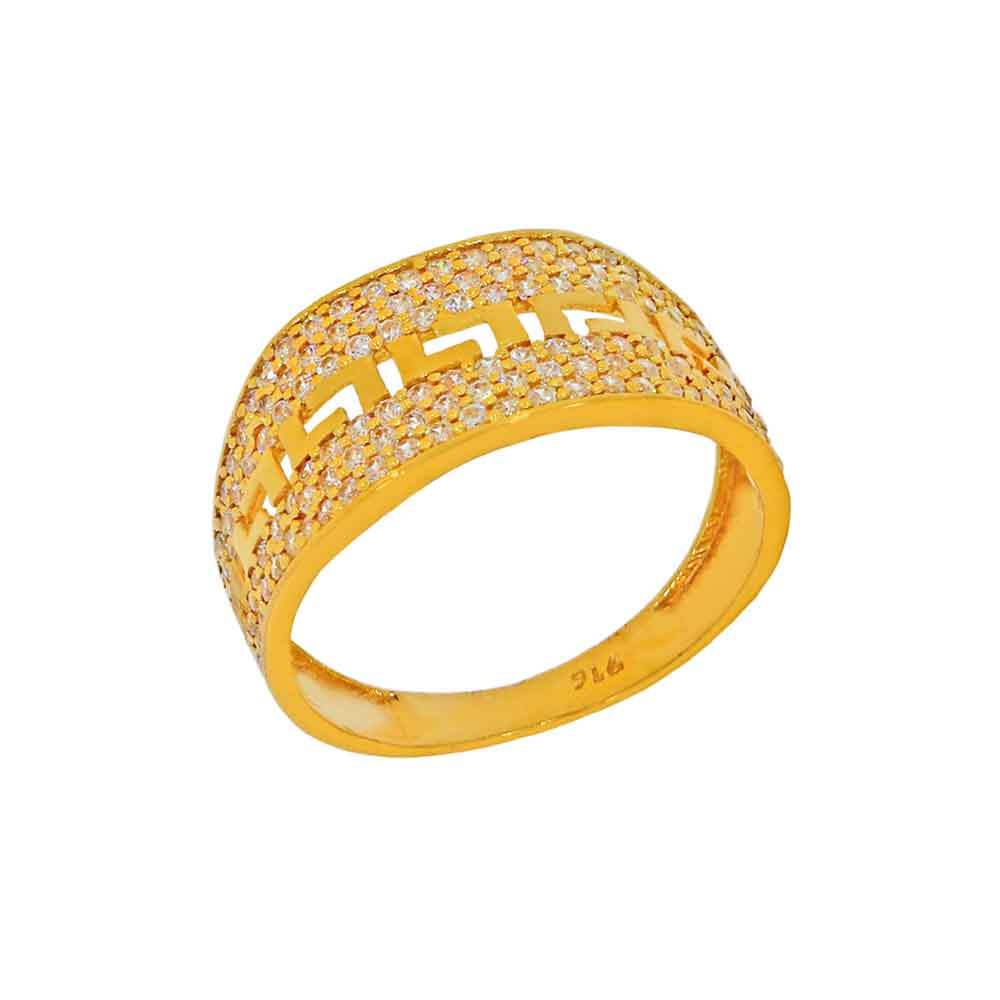 Gold-22kt Gold Men's Finger Ring