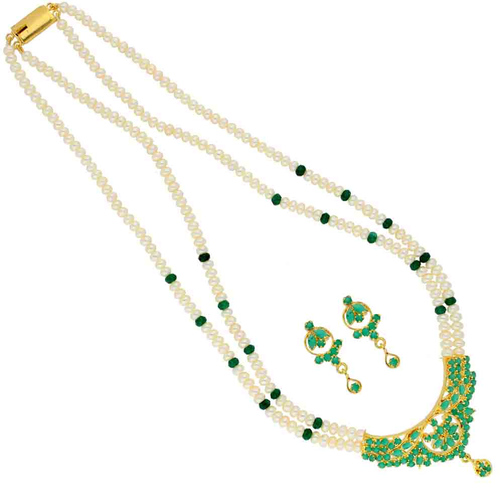 Hazel Pearl Necklace