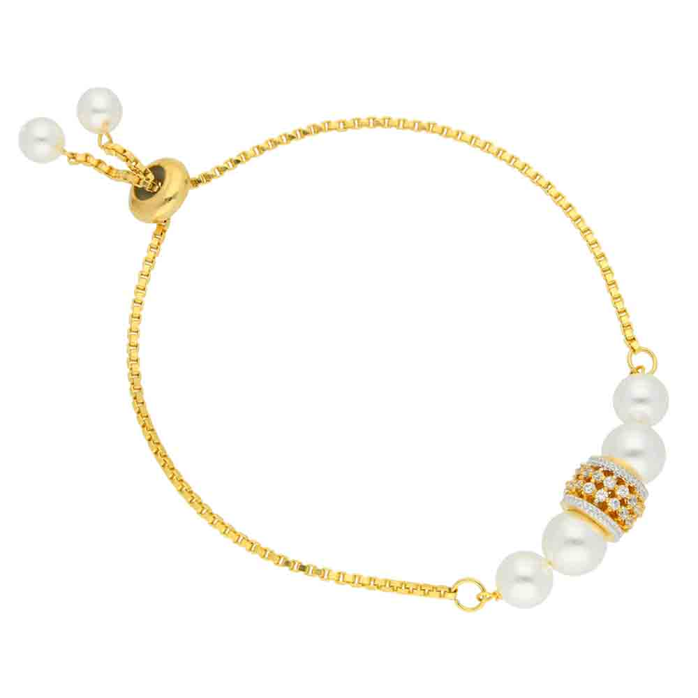 Beloved Pearl Bracelet