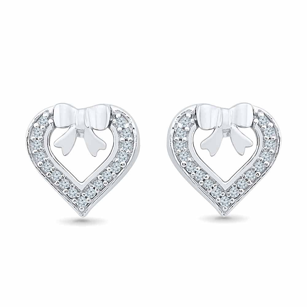 Significant Diamond Earrings
