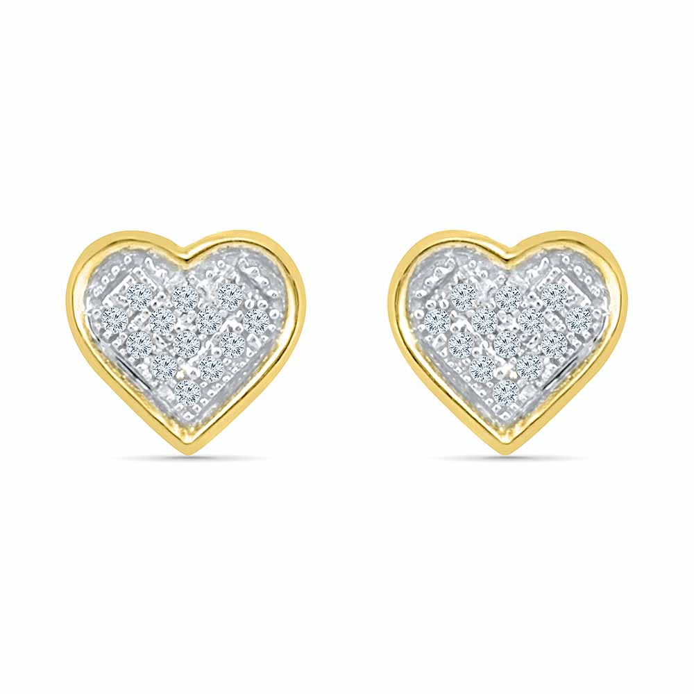 Love Crush Diamond Earrings