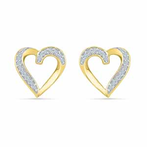 Diamond Earrings-Shweta Diamond Earrings
