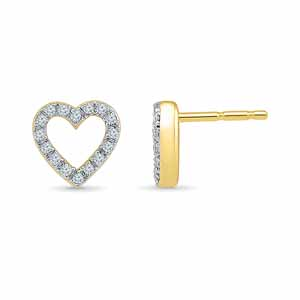 Diamond Earrings-0.16 Carat Diamond Earring