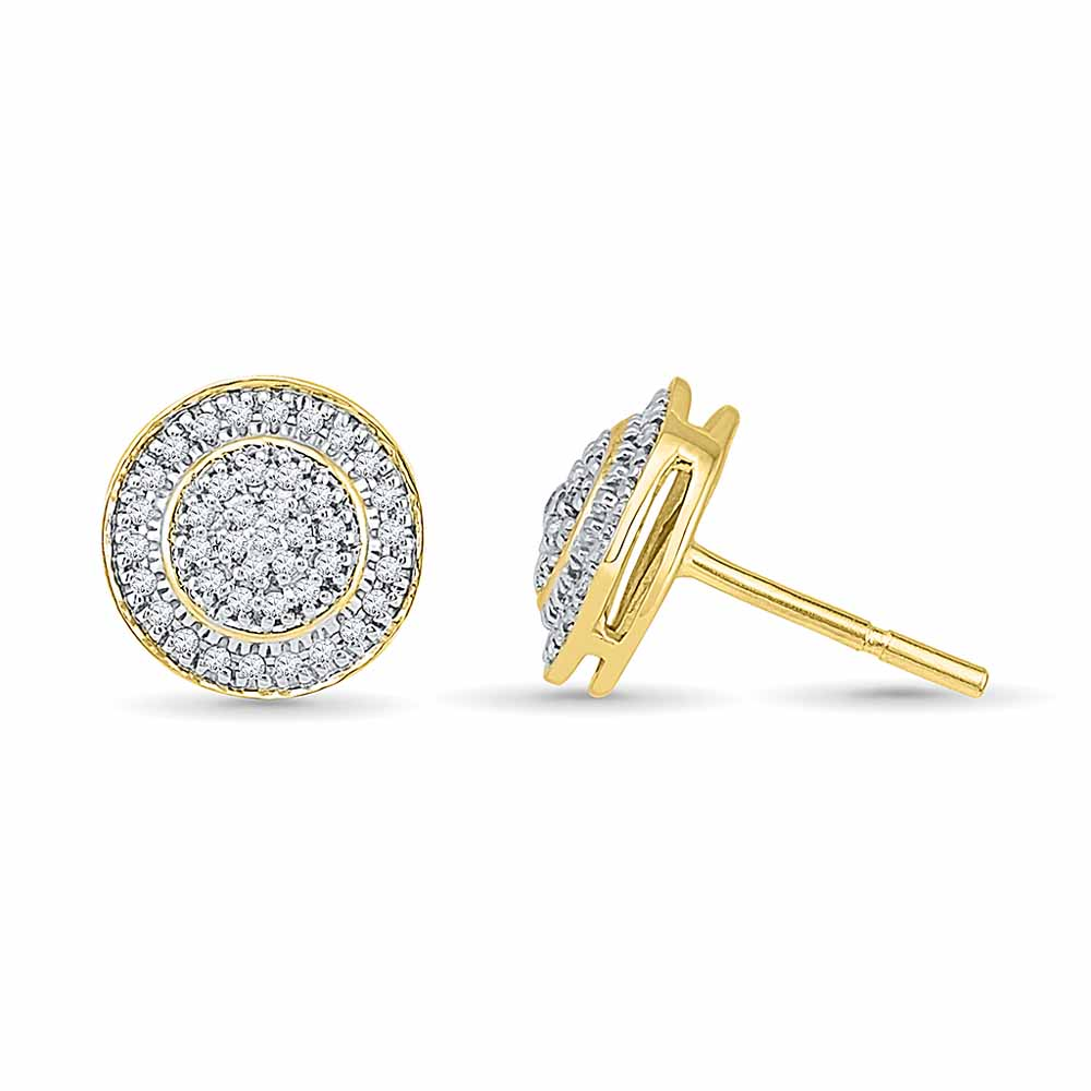 Love Knot Diamond Earring
