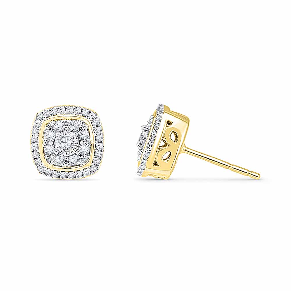 Sheena Diamond Earring