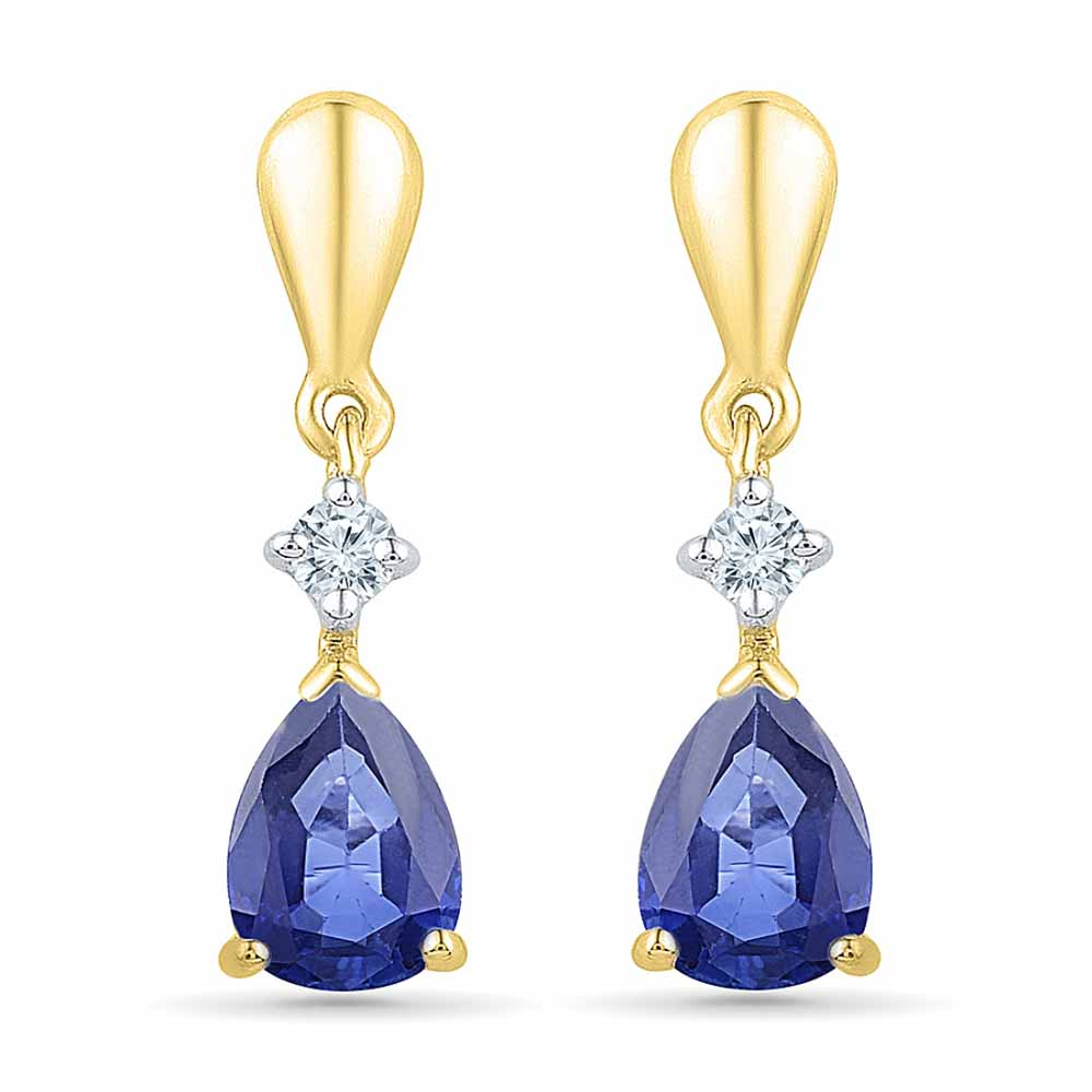 Everlasting Diamond Earrings