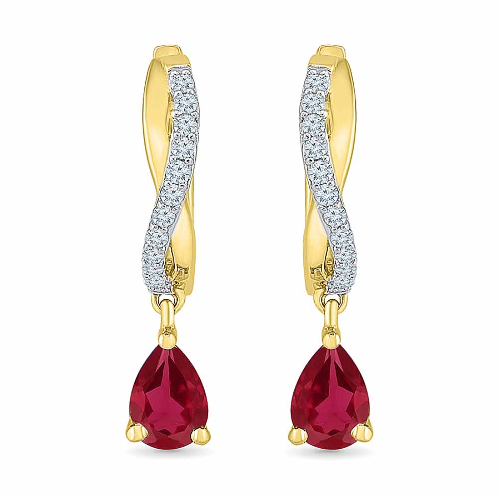 Passion Diamond Earrings