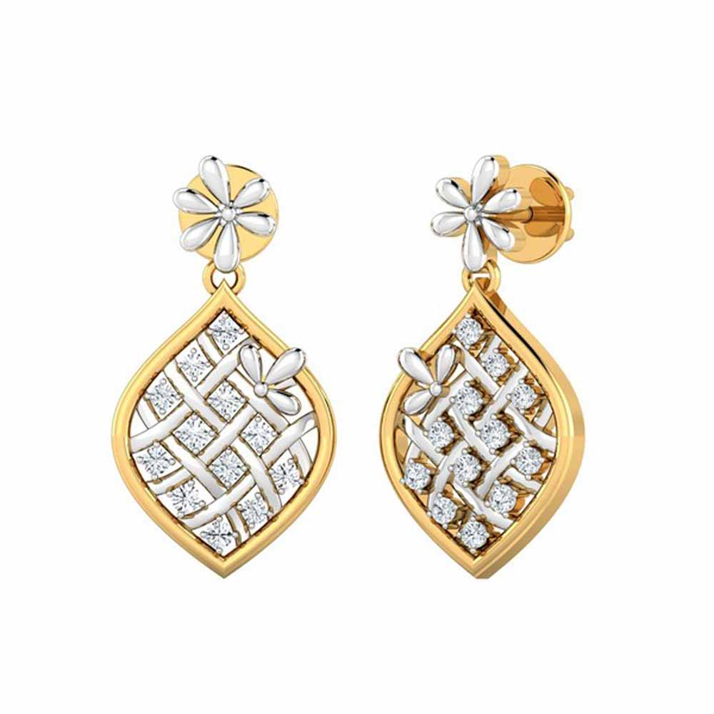Nital Diamond Earrings