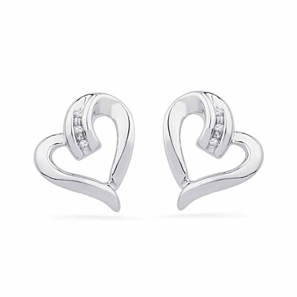 First –Crush Diamond Earrings