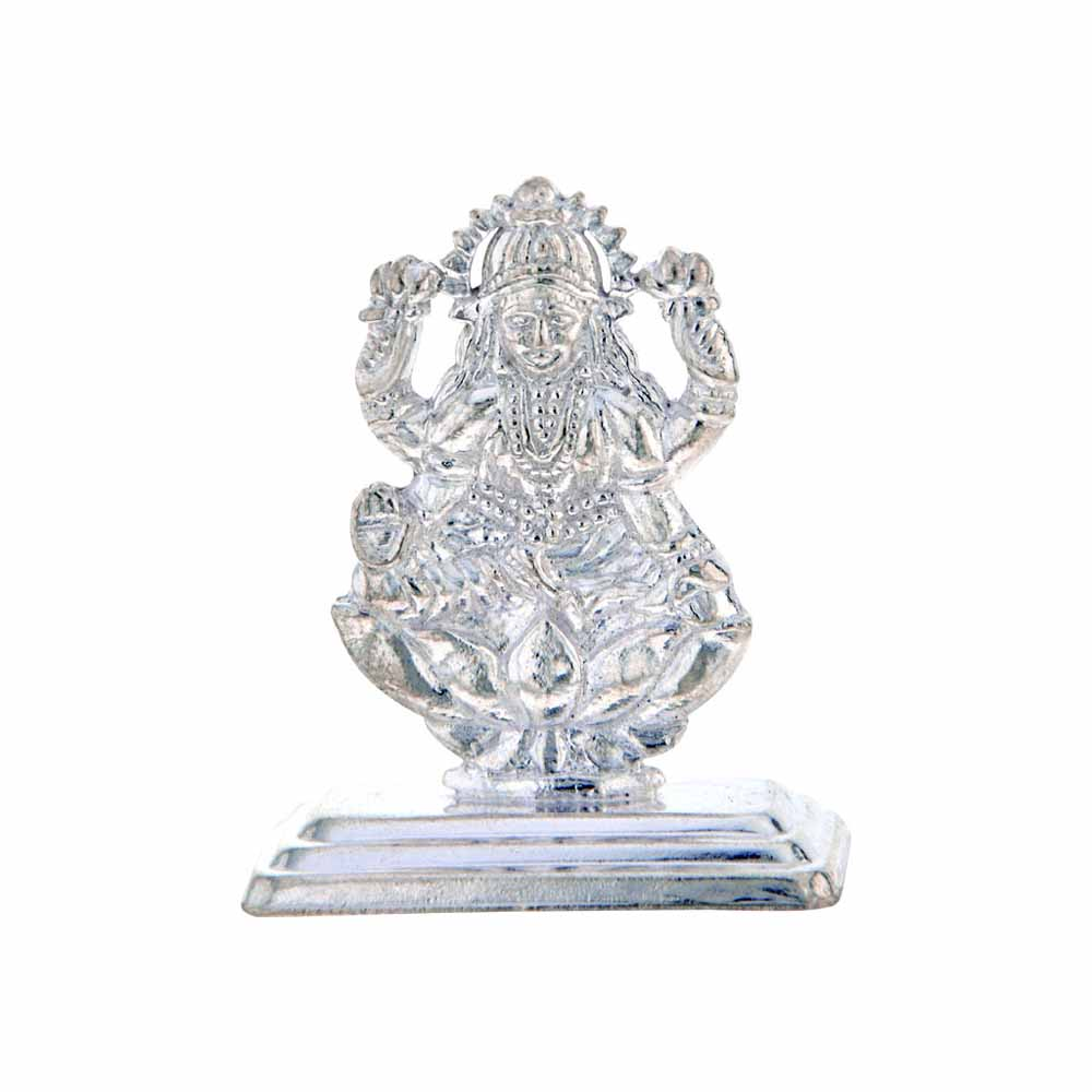 Sri Jagdamba Pearls Laxmi Idol