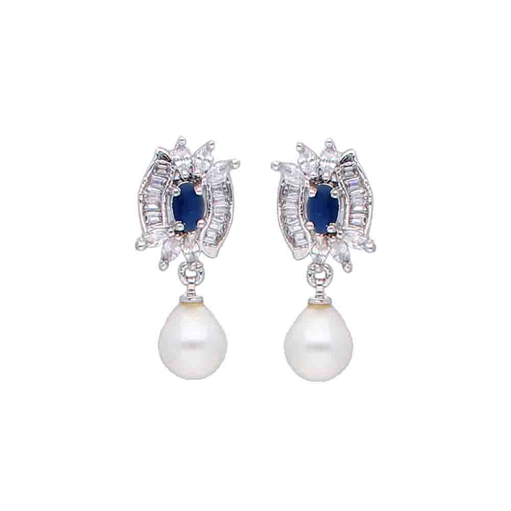Preety Pearl Earrings