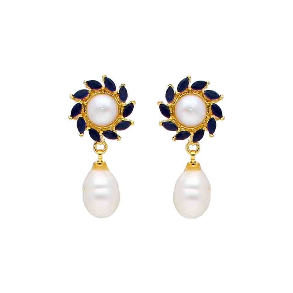 Haze Pearl Earrings