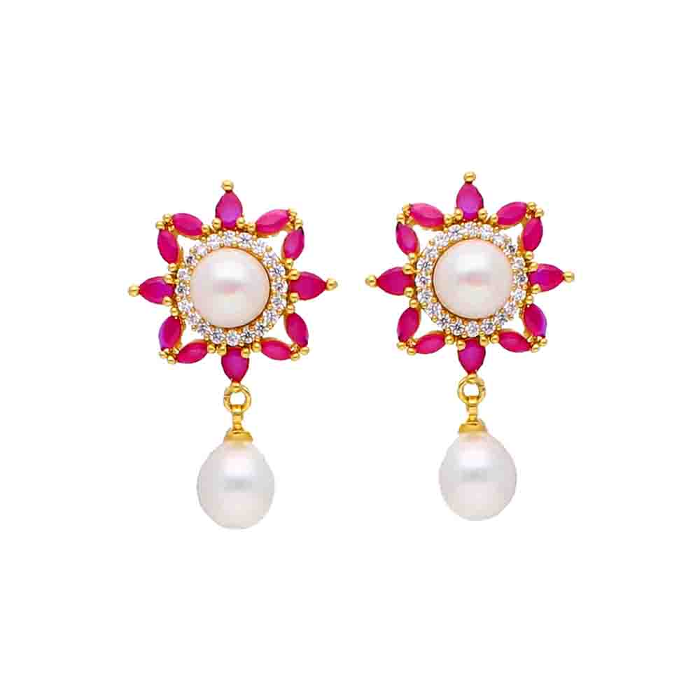 Glory Pearl Earrings