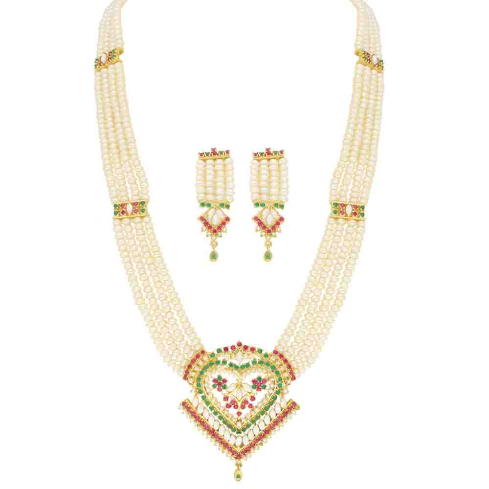 Exclusive Rani Necklace Set