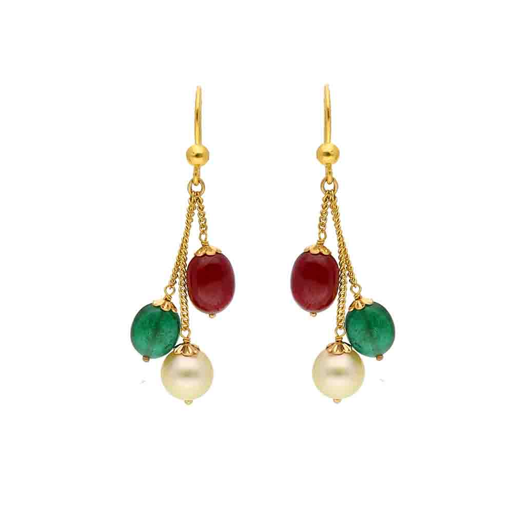22kt 916 Gold Earrings
