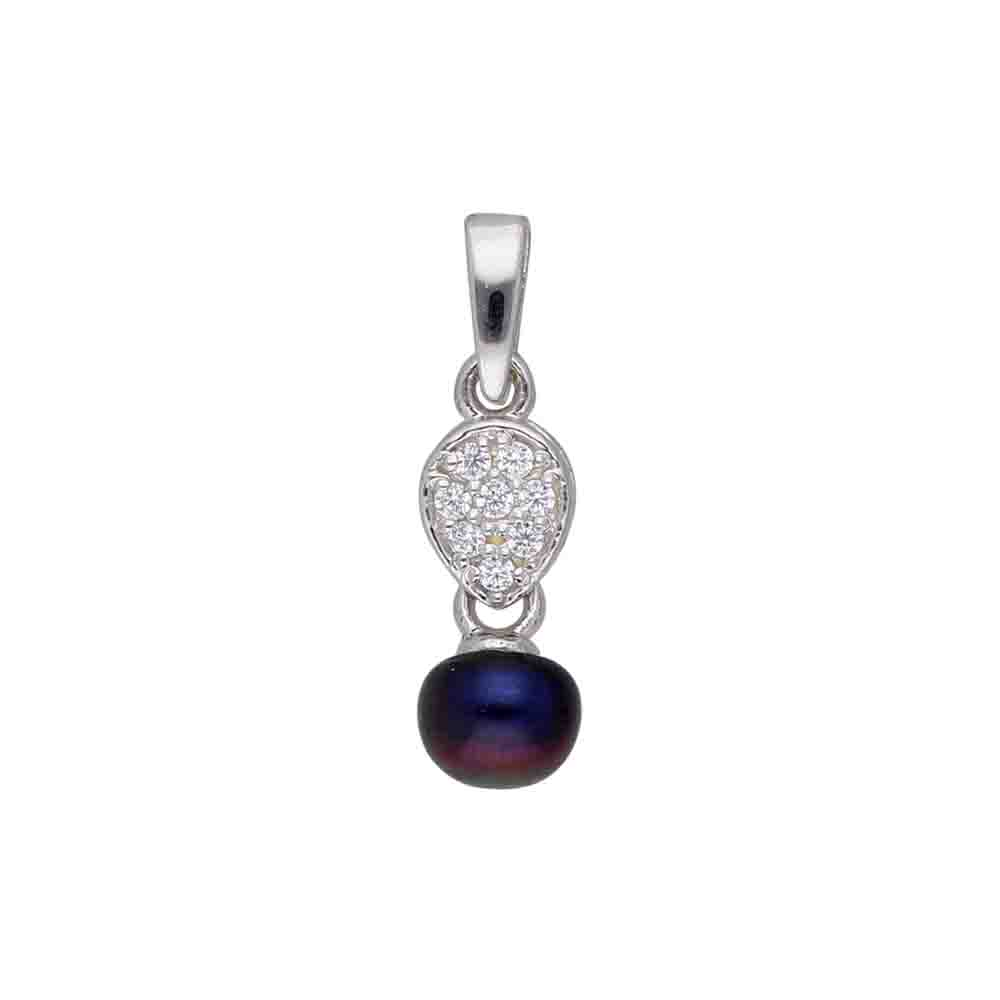 Shyla 925 Sterling Silver Pearl Pendant