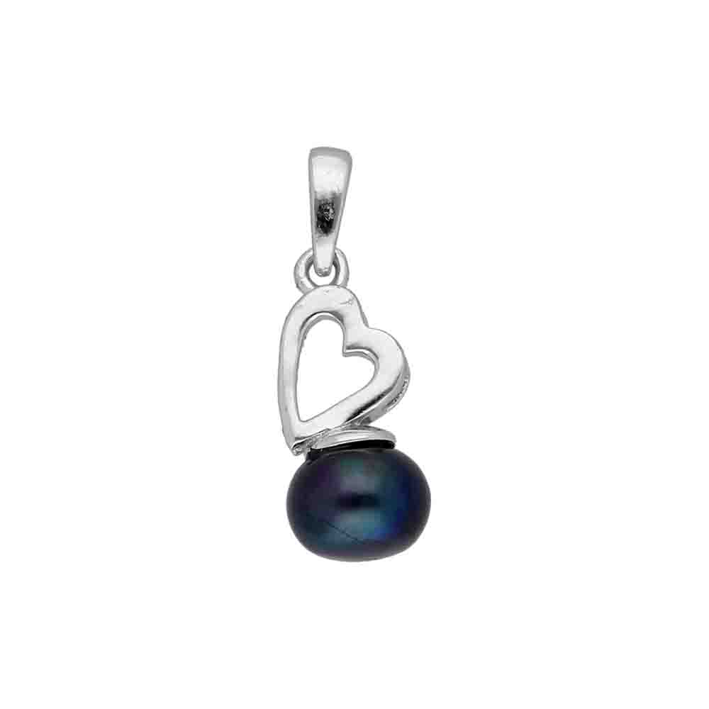 Jenna 925 Sterling Silver Pearl Pendant