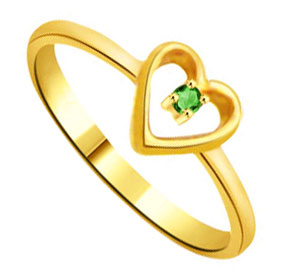 Gold-Gold Ring