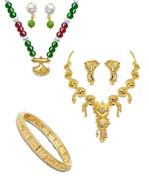 Precious Stone Sets-Special Hamper - Set of 3