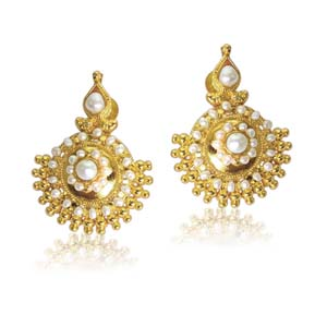 Pearl Earrings-Beautiful Pearl Earrings