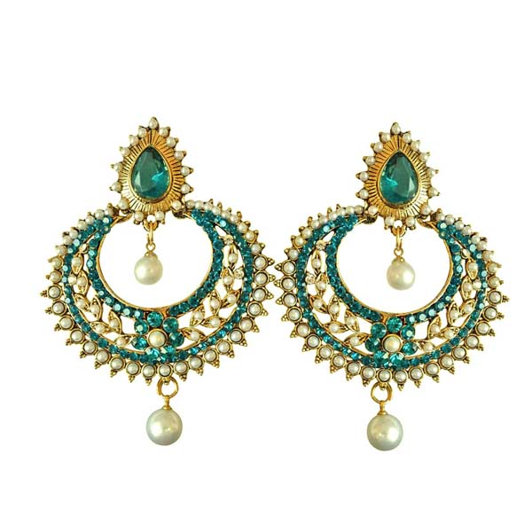 Fancy Chand Bali Earrings