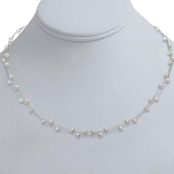 Real Fresh Water Pearls Necklace