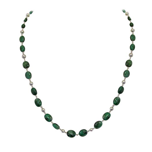 Precious Stone Necklaces-Oval Necklace Chain