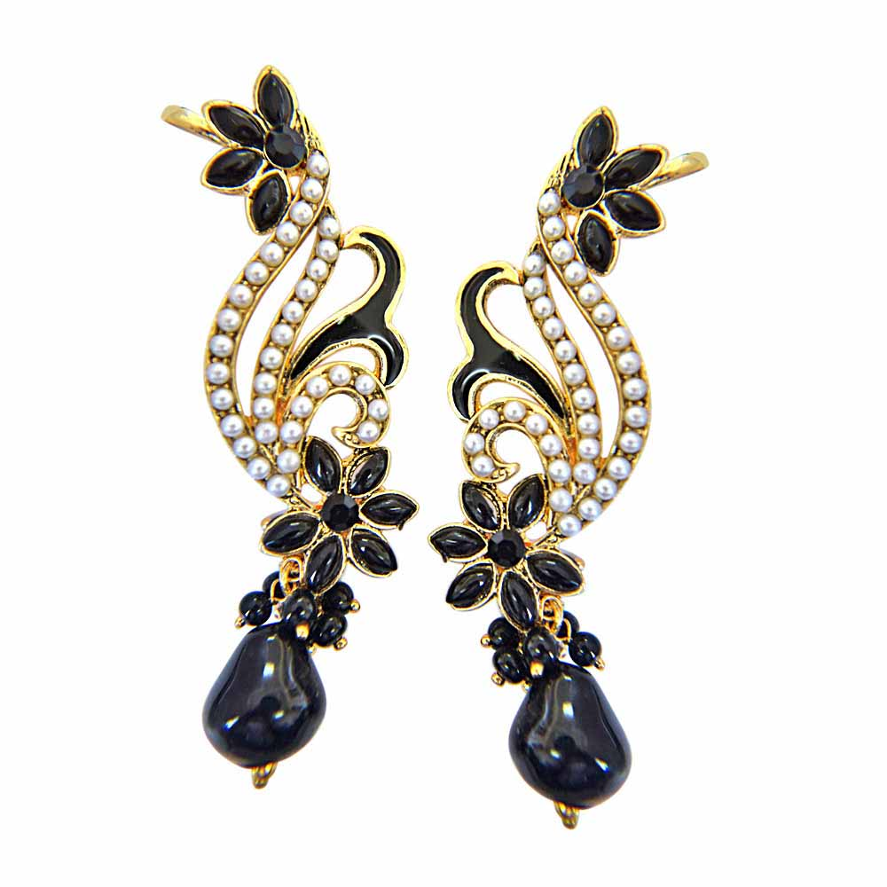 Angel of The Night Ear Cuffs