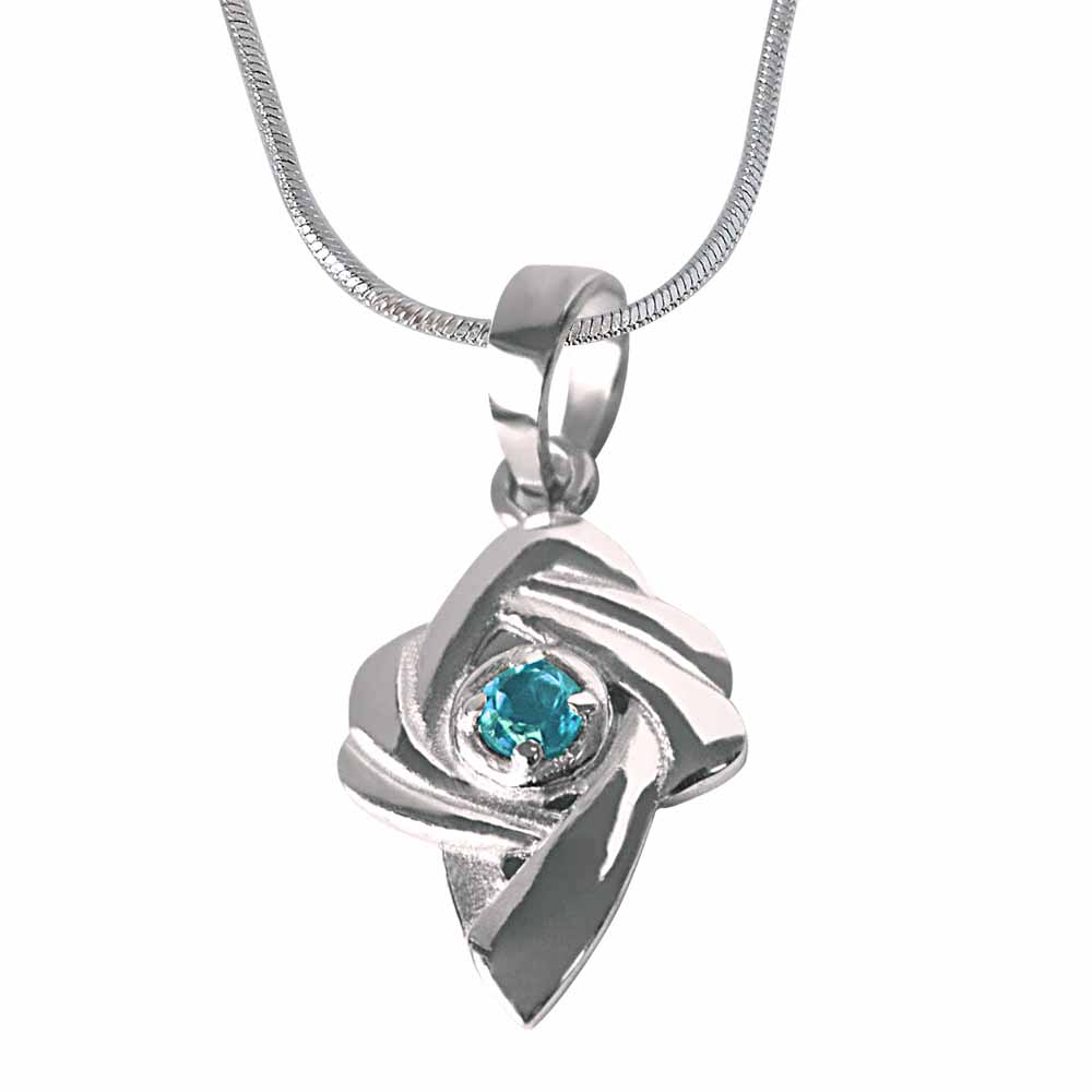 Shinning Beauty - Blue Topaz 925 Sterling Silver