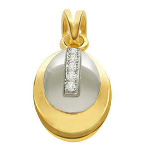 Diamond Pendants-Diamond Pendant
