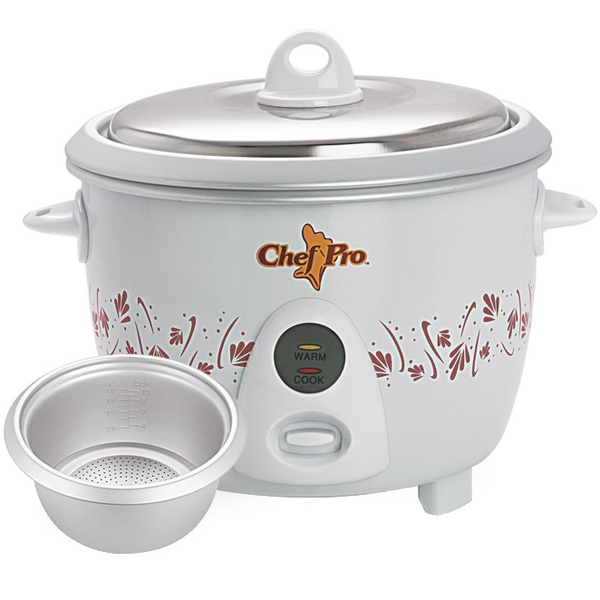 Cookers-Chef Pro Rice Cooker - CPR908