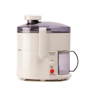 Panasonic Juicer - MJ-68MWSM