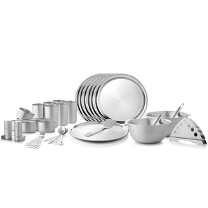 Artec 91 pieces Dinner Set