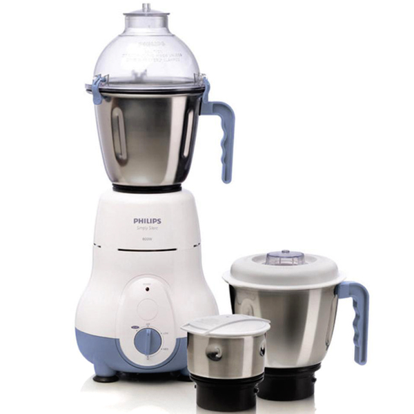 Mixers & Grinders-Philips Mixer Grinder - 3 Jars