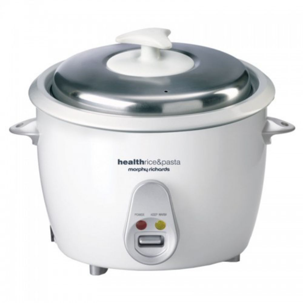 Morphy Richards Health Rice & Pasta Cooker 1.8 L