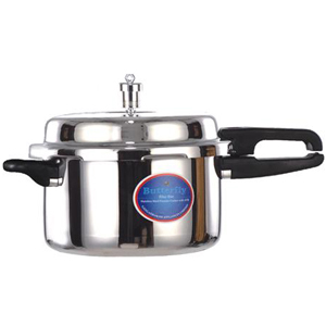Butterfly Stainless Steel Blueline Pressure Cooker